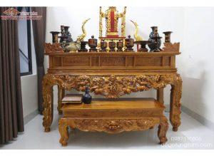 bàn-thờ-gỗ-mít